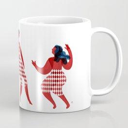 Dancing Women Coffee Mug