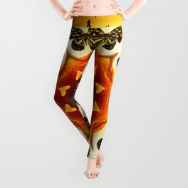 All things with wings Leggings