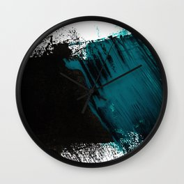 Overboard Wall Clock
