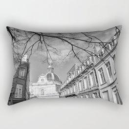 Church Eglise Sainte-Marie Madeleine Rectangular Pillow