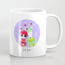 Friends Forever Coffee Mug