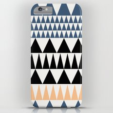 Triangle pattern 2 iPhone 6s Plus Slim Case
