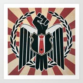 Authority and Rebellion Art Print