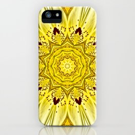 Manipura - The Chakra Collection iPhone Case