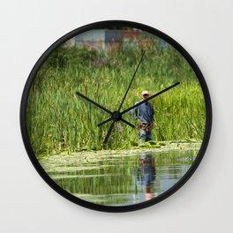 Dnjepr Days Wall Clock
