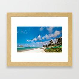 HawaiiScape Framed Art Print