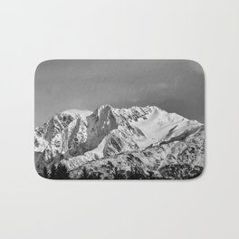 Mountain Glacier Two Bath Mat