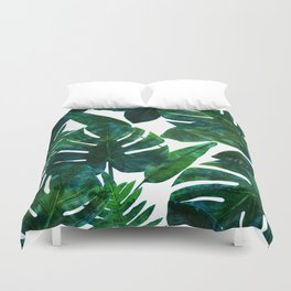 Perceptive Dream || #society6 #tropical #buyart Duvet Cover