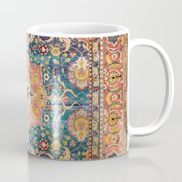 Amritsar Punjab North Indian Rug Print Coffee Mug