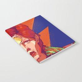 David Bowie Notebook
