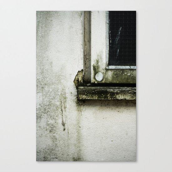 Grime Canvas Print