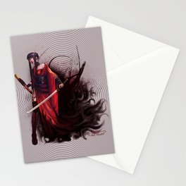 Furisode Stationery Cards