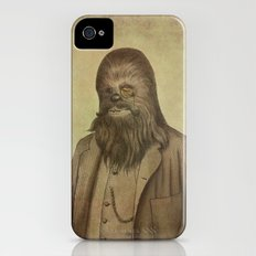 Chancellor Chewman  iPhone (4, 4s) Slim Case