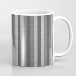 Stripes Collection: Fifty Shades Coffee Mug