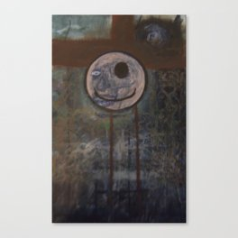 walmart Canvas Print
