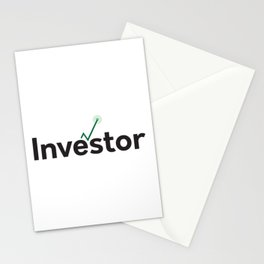 Investor Stationery Cards