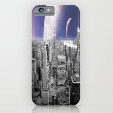 New New York : Galaxy City iPhone 6s Slim Case