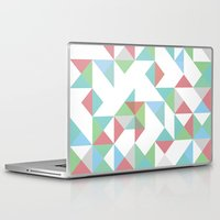 prism Laptop & iPad Skins featuring Prism by Emil Ericsson