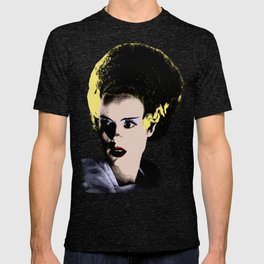 The Beautiful Bride of Frankenstein T-shirt