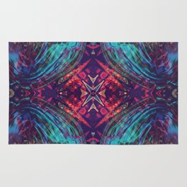 Space Wolf Rug
