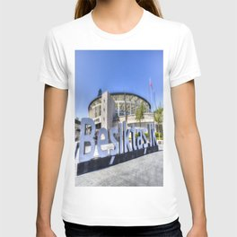 Besiktas JK Football Club Stadium Istanbul T-shirt
