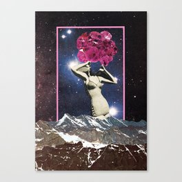 We're all an exploding star Canvas Print