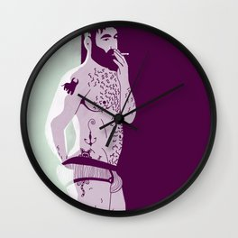 After love Wall Clock