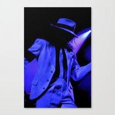 Annie Are You Okay? (MJ) Canvas Print