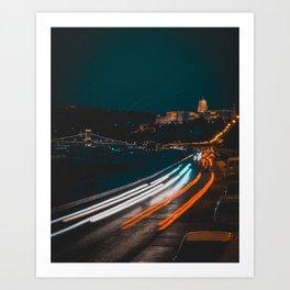 Budapest, Hungary, Europe Art Print