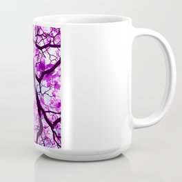 purple tree XIX Coffee Mug