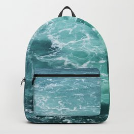 Sea Waves | Seascape photography Backpack