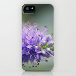 Unremembered acts of kindness... iPhone Case
