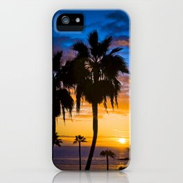 Palm Tree iPhone Case