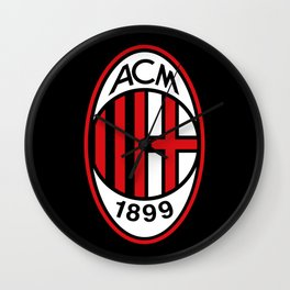 AC Milan Wall Clock