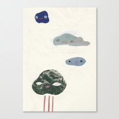 cloudies Canvas Print