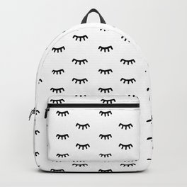 Tired Eyes Backpack