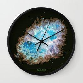 Center Star Wall Clock