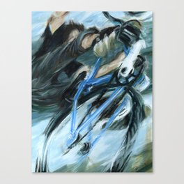 BOB_Woods Canvas Print