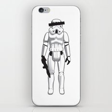 Anonymous Disposables #1 iPhone & iPod Skin