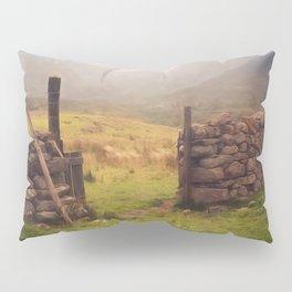 Ben Nevis Mountian range Pillow Sham