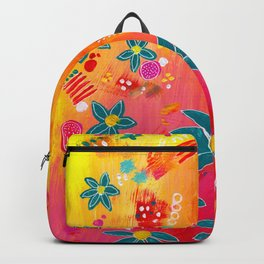 Yellow Delight Backpack