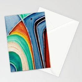 The Kandinsky's Chubby Bird 1 Stationery Cards