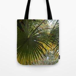 Leaves at Heligan Tote Bag