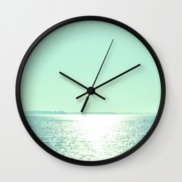 Summer Shine Wall Clock