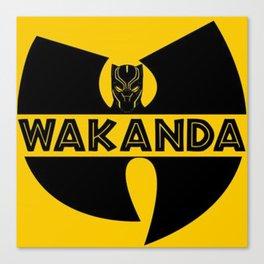 Wu-Tang Kanda 2 Canvas Print