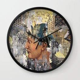 Random Thoughts and Explorations of the Psyche Wall Clock