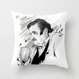 Pepe Mujica - Trinchera Creativa Throw Pillow