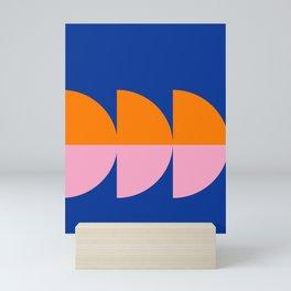Spring- Pantone Warm color 02 Mini Art Print