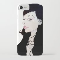 nouveau iPhone & iPod Cases featuring NOUVEAU by michael newton