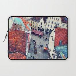Tallinn art 6 #tallinn #city Laptop Sleeve